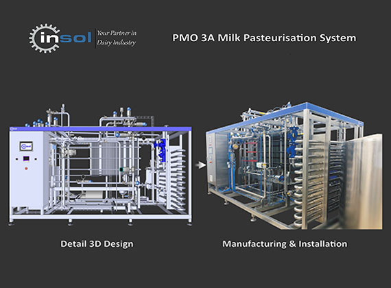 insol product processing pasteurization